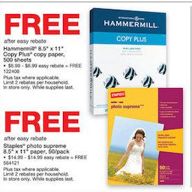 free paper 1