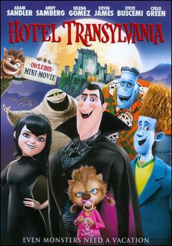 hotel Hotel Transylvania DVD $9.99 Shipped