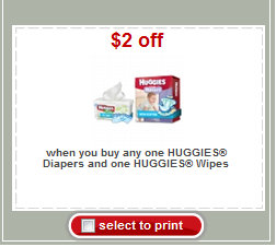 graphic relating to Huggies Wipes Coupon Printable named Fresh Huggies Printable Discount coupons + Concentration Offer Notion Popular