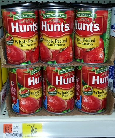 hunts Hunts Printable Coupons | Makes Them 71¢ Each at Walmart