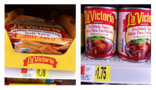 la victoria New La Victoria Brand Printable Coupons | 78¢ Tortillas and More Deals at Walmart
