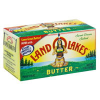 New Land O Lakes Butter Coupon | Save $0.50/1=$1.50/lb Butter at Giant Eagle