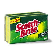 Scotch Brite Scrub Sponges Coupon + Hen House Deal