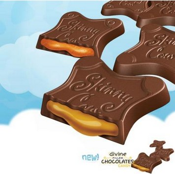 skinny FREE Skinny Cow Divine Filled Chocolates at 3pm EST (1st 15,000)