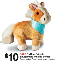 furreal ponies coupon