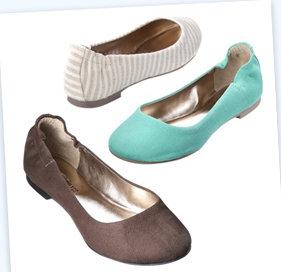 target shoe
