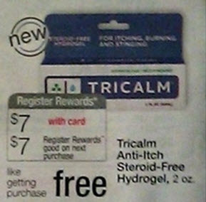 tricalm Tricalm Moneymaker Deal at Walgreens Starting 3/24 (Print Coupons Now)