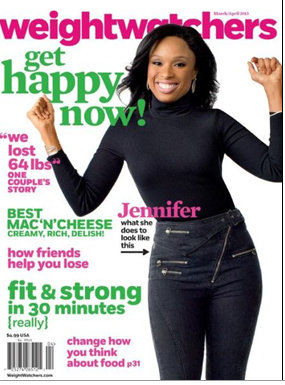 ww Weight Watchers Magazine Subscription for $4.49 (75¢ per issue)