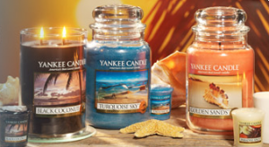 yankee candle coupon buy one get one free large jar candles 300x164 $10 off $25 Purchase at Yankee Candle Company + Other Retail Coupons