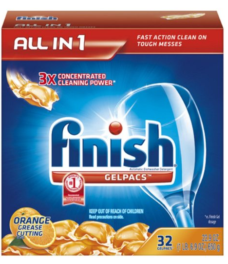 finish coupons