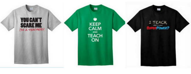 teacher tees