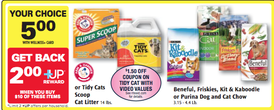 arm Rite Aid: Arm & Hammer Brand Cat Litter for 50¢ Starting 4/14