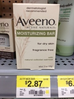 aveeno Aveeno Facial Care Product Coupon + Walmart Scenario