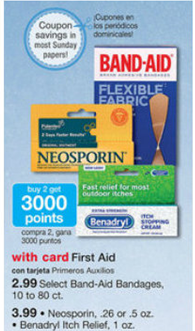 bandaid Bandaid and Neosporin Deal at Walgreens (Better Than FREE after Rebate)
