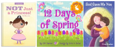 childrensebooks2 Free Kindle Book: Fiction, Action, Mystery, Thrillers, Cookbooks, Non Fiction, Childrens and More for 4/9