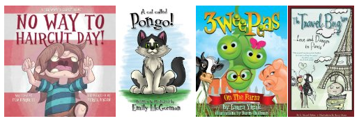 childrensebooks4 Free Kindle Book: Fiction, Action, Mystery, Thrillers, Cookbooks, Non Fiction, Childrens and More for 4/11