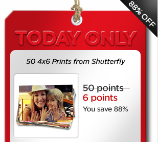 coke My Coke Rewards: 50 Shutterfly 4x6 Prints for 6 Points (Today Only)