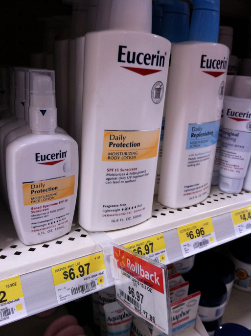 photograph about Eucerin Printable Coupon identify Eucerin Confront Treatment Solution Printable Coupon + Walmart Package deal