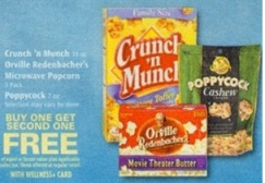 orville New Orville Gourmet Popping Corn Coupon + Rite Aid Deal