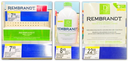 rembrandt Rembrandt Oral Care Printable Coupons + Walgreens Deal