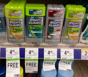right guard Rite Guard Printable Coupon = 75 Cent Deodorant at Walgreens