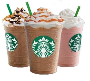 Half Off Starbucks Drinks