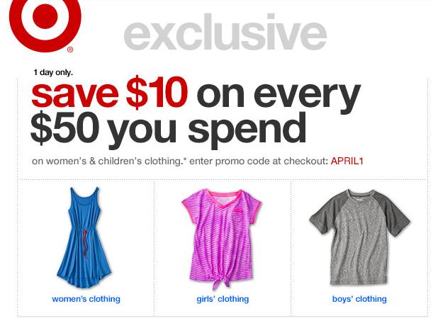 target $10