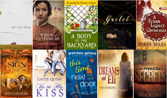 tuesdaysfreeebooks4 Free Kindle Book: Fiction, Action, Mystery, Thrillers, Cookbooks, Non Fiction, Childrens and More for 4/30