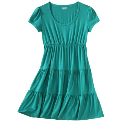 14236718 121110063000 Mossimo Supply Co. Juniors Tiered Dress for $10 Shipped + More