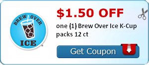 brew over ice coupons