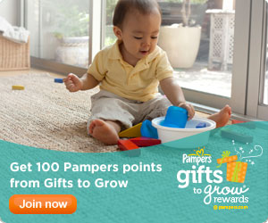 22380 New Pampers Gifts To Grow Code Worth 5 Points
