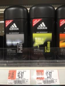 adidas deodorant coupons