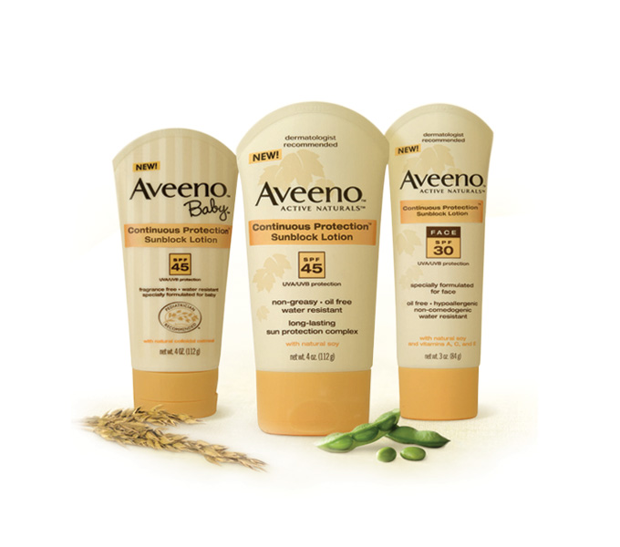 picture regarding Aveeno Coupon Printable named Clean Aveeno Suncare Product or service Printable Coupon \u003d Acquire $4 off 1