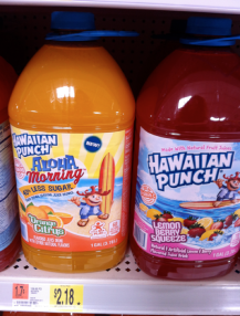 aloha walmart Hawaiian Punch Aloha Morning Printable Coupon + Target and Walmart Deals