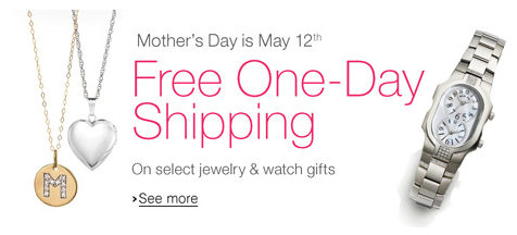 amazon mday Mothers Day Gifts With FREE One Day Shipping
