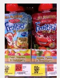 fruities FREE Beechnut Fruities On The Go Pouches at Kroger and Walmart!