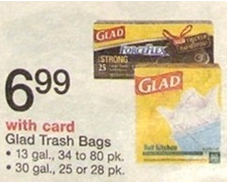 glad Glad Trash Bag Printable Coupons + Upcoming Walgreens Deal