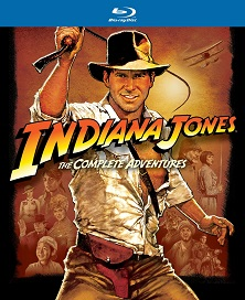 """Indiana Jones: The Complete Adventures"" on Blu-ray 60% off today only"