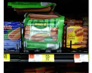 jennie o Jennie O Turkey Franks Printable Coupon | Makes Them 43¢ at Walmart