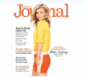 FREE One Year Subscription to Ladies Home Journal