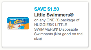 little swimmers Huggies Little Swimmers Printable Coupon + Upcoming Drugstore Deals