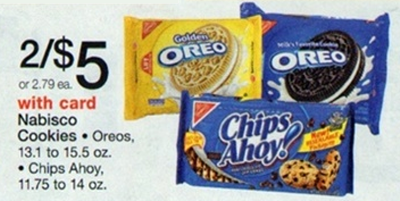 picture relating to Oreo Printable Coupons named Oreo Cookies Printable Discount codes + Walgreens Bundle Well-liked