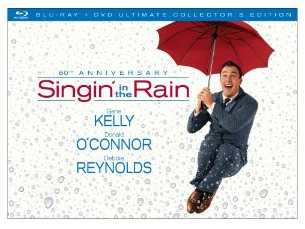 rain The Forever Marilyn Blu ray Collection and Singin In The Rain 60th Anniversary Collectors Edition (Today Only)