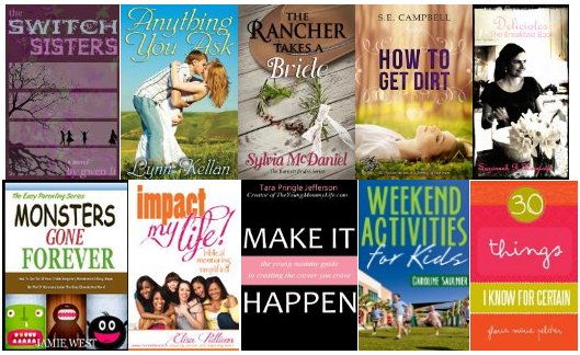 wednesdaysfreeebooks1 Free Kindle Book: Fiction, Action, Mystery, Thrillers, Cookbooks, Non Fiction, Childrens and More for 5/15