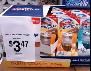 windex Windex Touch Up Cleaner Printable Coupon | Walmart and Target Deals (As low as $1)