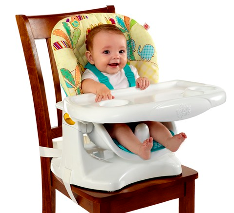 bright starts sunnyside safari™ chair top high chair for $39.99