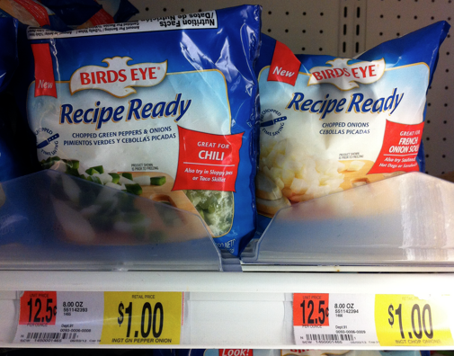 Birds Eye Recipe Ready Coupon Walmart Deal1 *Available Again* $1/1 Birds Eye Recipe Printable Coupons + Walmart Deal