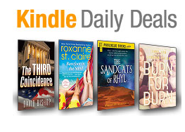 Screen Shot 2013 06 06 at 7.57.24 AM Kindle Daily Deals:  up to 75% on books by David Bishop, Roxanne St. Claire, Robert E. Vardeman, and Jenny Han + Free Kindle Books