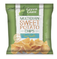 Live Better America Members: FREE Sample of Green Giant Veggie Chips