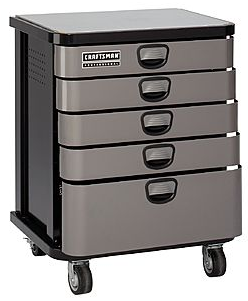 Screen Shot 2013 06 14 at 9.13.47 AM Craftsman Professional  5 Drawer Mobile Cabinet in Platinum for $242